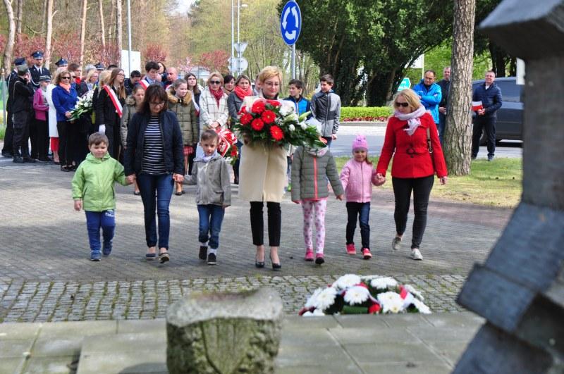 Obchody rocznicy Konstytucji 3 maja w Dziwnowie [zdjęcia]