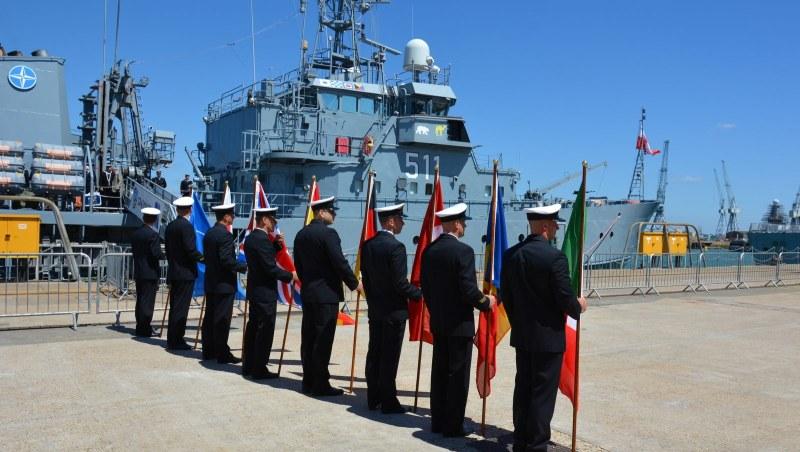 Marynarze PKW Czernicki wracają do kraju