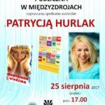 """""""Nawrócona wiedźma"""" w Międzyzdrojach, czyli spotkanie autorskie z Patrycją Hurlak"""