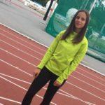 Anna Rejchert w Finale Nestle Cup