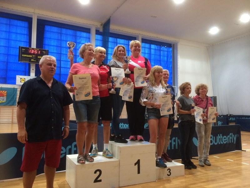 VII Międzynarodowy Turniej Weteranów  w Międzyzdrojach