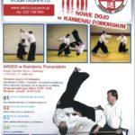 MOSiR zaprasza na pierwszy trening Aikido