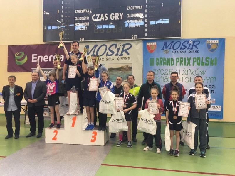 Julia Bartkiewicz siódma na Grand Prix Polski
