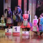 Sukcesy KTS FOCUS na turnieju tańca w Szczecinku