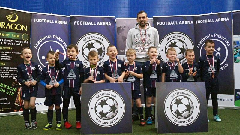 Kolejne sukcesy młodych piłkarzy AP Gryf