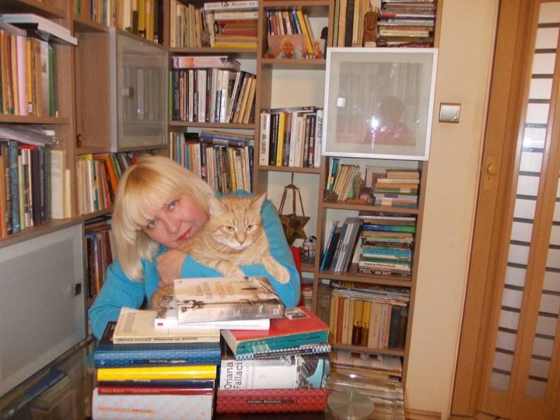 Już 19 marca o godzinie 17.00 w Bibliotece w Dziwnowie Spotkamy się z Magdą OMILIANOWICZ