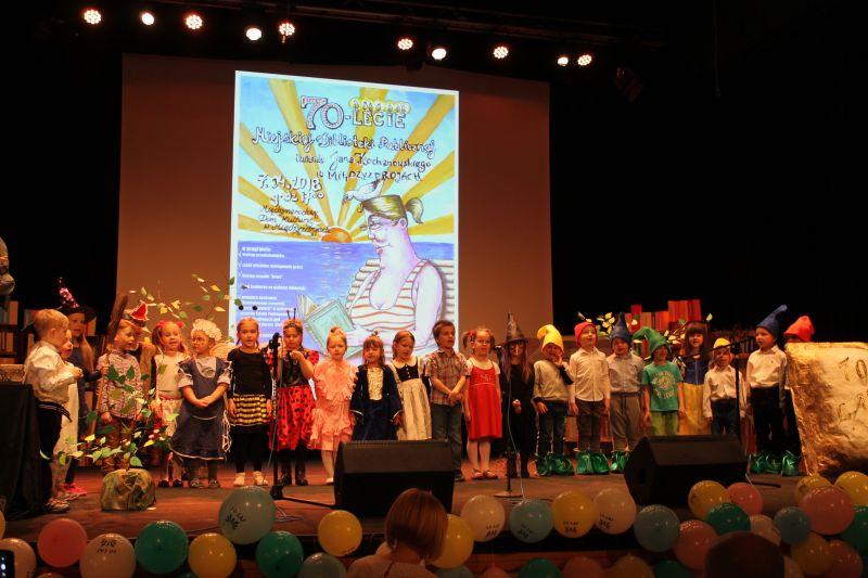 Gala 70-lecia Miejskiej Biblioteki Publicznej im. Jana Kochanowskiego w Międzyzdrojach [zdjęcia]