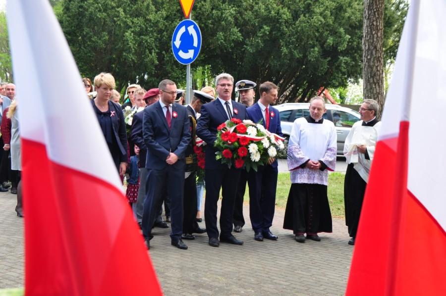 Święto Konstytucji 3 Maja w Dziwnowie