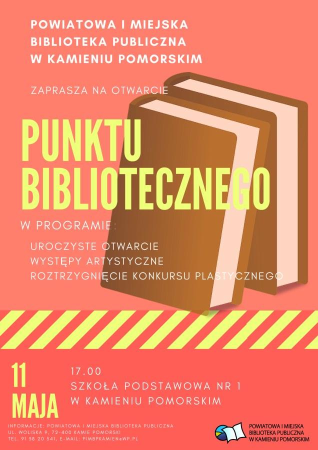 Otwarcie Punktu Bibliotecznego