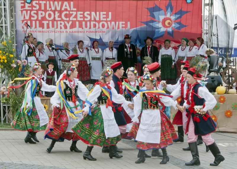 XXII Festiwal Współczesnej Kultury Ludowej im. Jana Iwaszczyszyna