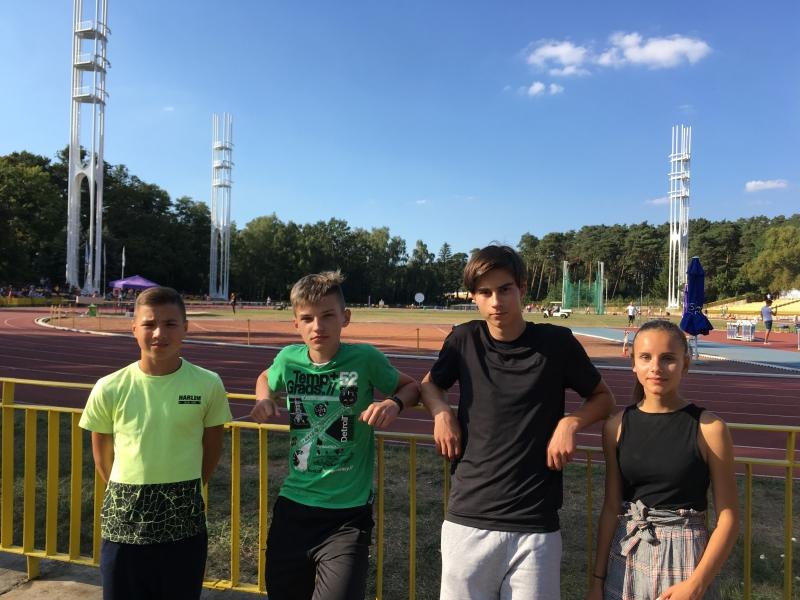 UKS Chrobry wystartował w Poznaniu