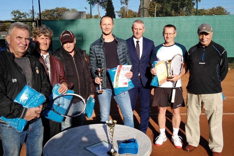 Zakończenie Kamieńskiej Amatorskiej Ligi Tenisa Ziemnego. Poznaj zwycięzców!