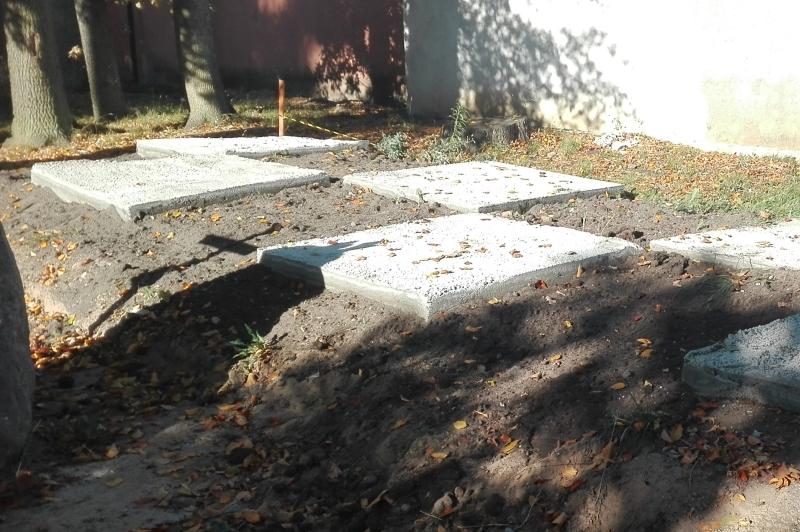 Kwesta na Cmentarzu Komunalnym w Kamieniu Pomorskim