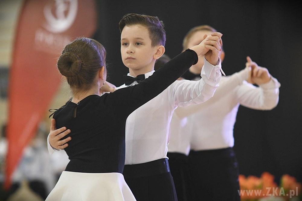 XV Wiosenny Turniej Tańca Sportowego [zdjęcia]