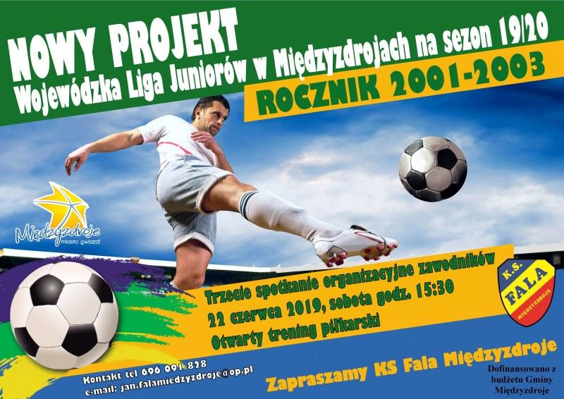 Nowy Projekt w Międzyzdrojach – Piłka nożna młodzieżowa