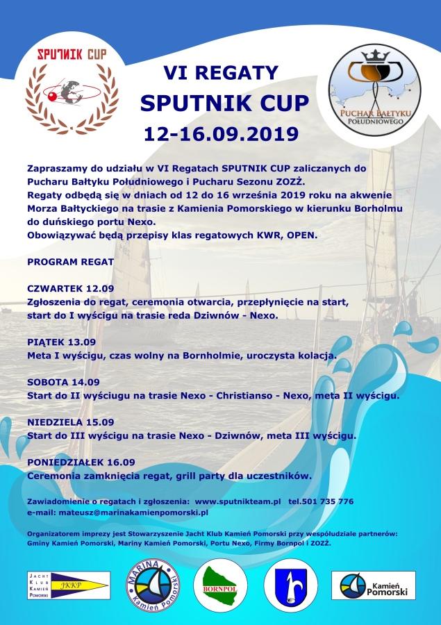 Regaty SPUTNIK CUP 2019